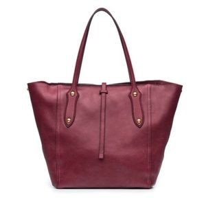 HP 🎉 Annabel Ingall Large Isabelle Red Tote